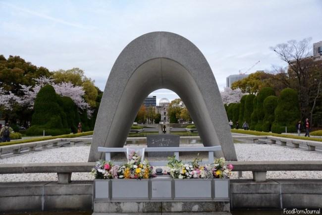 Japan Hiroshima Memorial