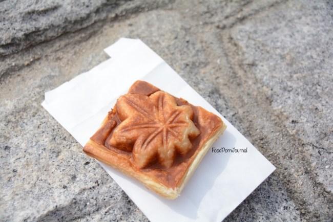 Japan Miyajima Island momiji manju dessert