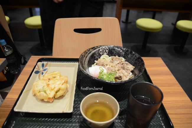 Japan Nagano Sanuki Udon pork