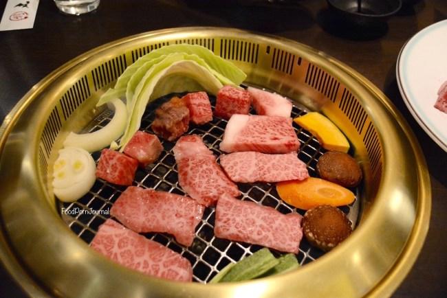 Japan Takayama Maruaki cooking beef