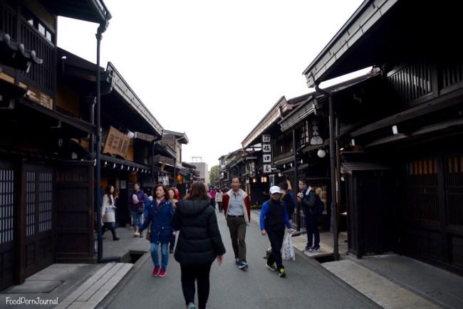 Japan Takayama Old Town