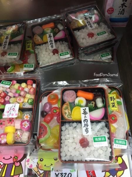 Japan Takayama lollies