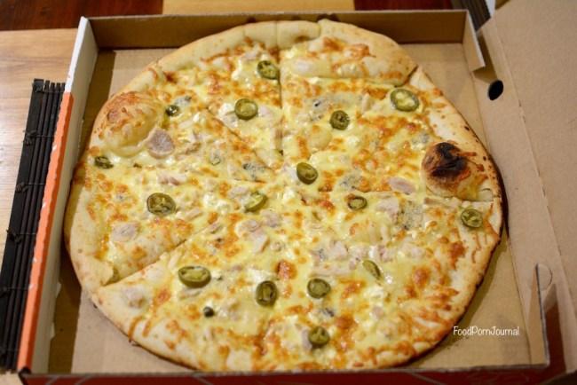 Pizza Arte Kingston Penny's pizza