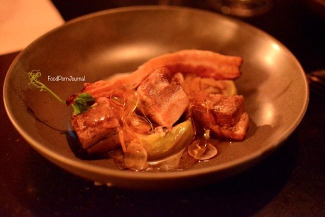 Vincent Barton pork belly