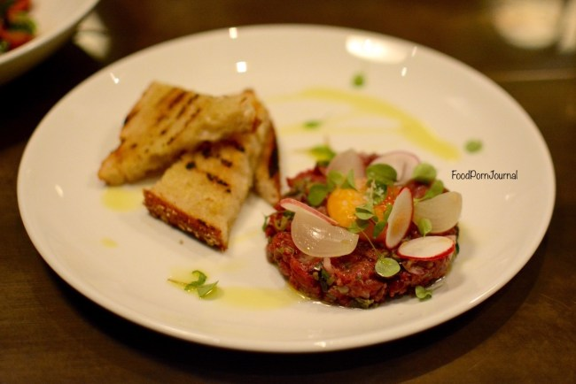 Jones & Co Kingston steak tartare
