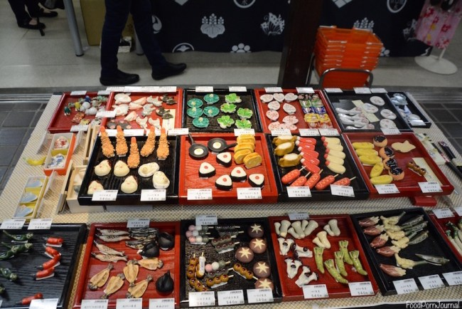 Osaka Japan souvenirs