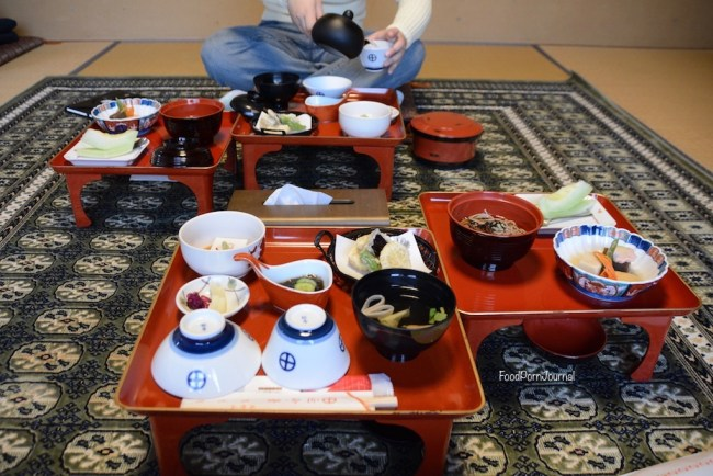 koyasan-japan-eko-in-dinner