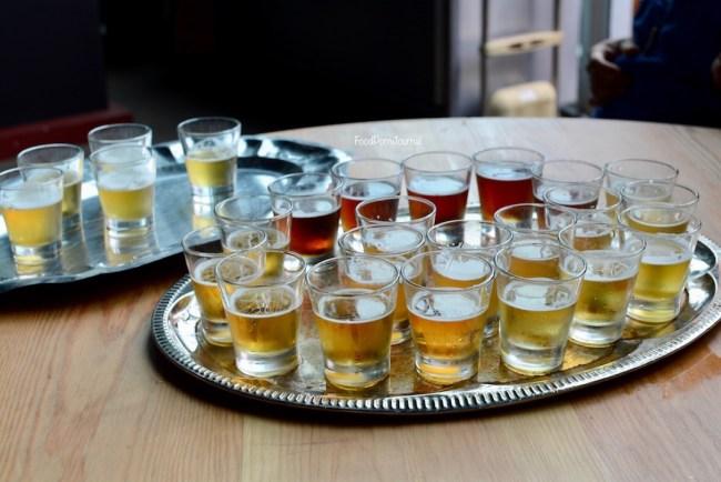 Little Creatures Brewing Fremantle beer tastings