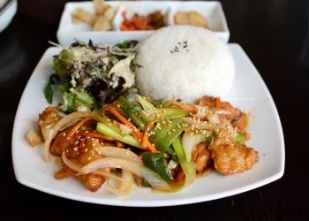 B-One teriyaki chicken