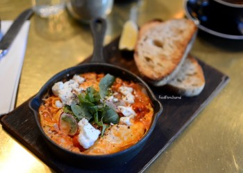Mocan Green Grout Canberra baked eggs