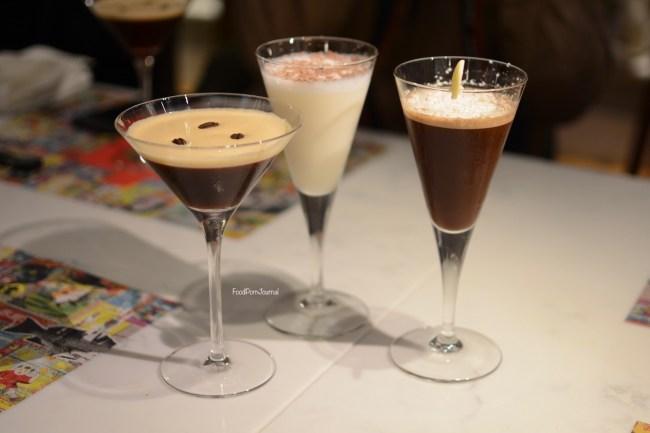 Natural Nine Canberra dessert liquer