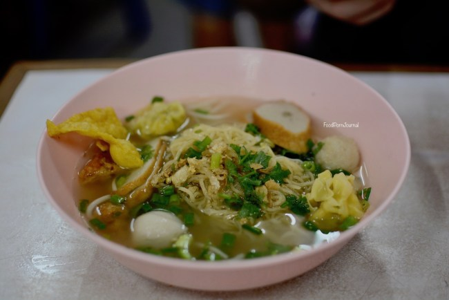Chiang Mai lunch