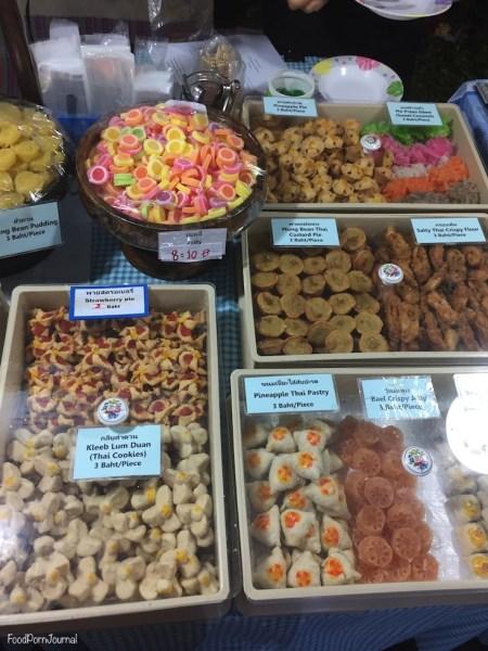 Chiang Mai Sunday Night Markets sweets