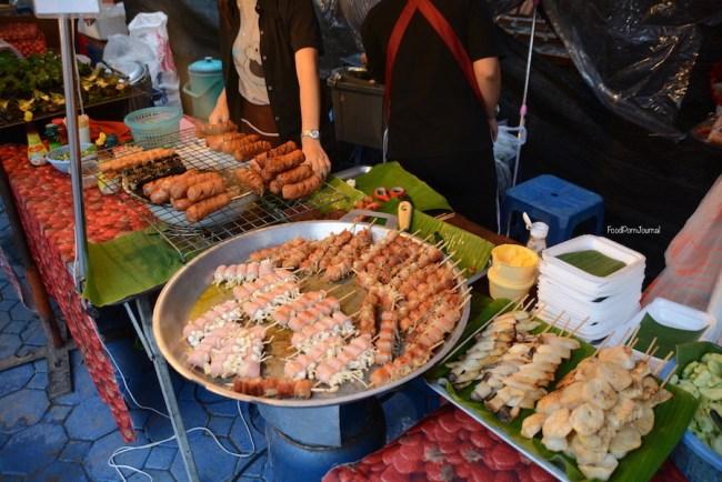 Chiang Mai Saturday Night food market