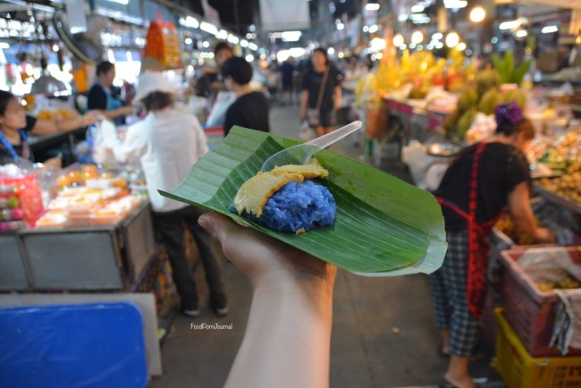 Chiang Mai South Gate Markets sticky rice