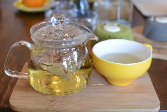 Cuppaflower tea