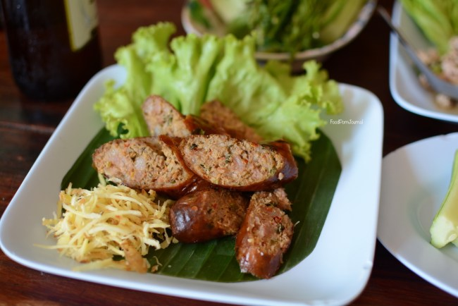 Huen Phen sausages
