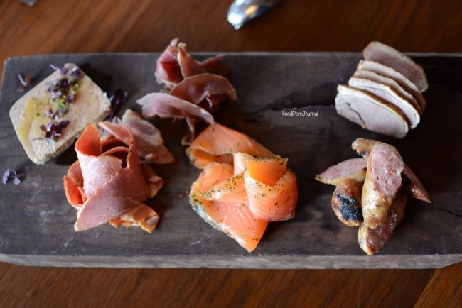 Pialligo Estate Farmhouse charcuterie
