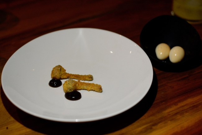Esquire Brisbane mushrooms