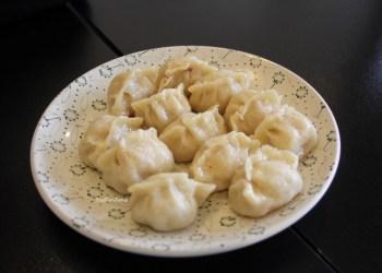 Li's Dumpling Inn pan fried