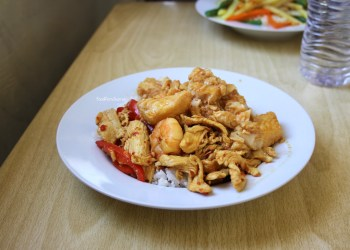 Burmese Curry Place Canberra city