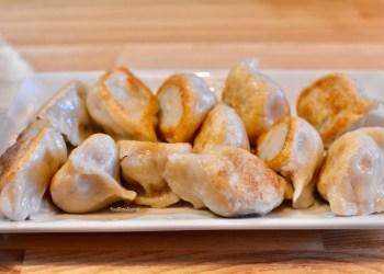 Dumpling King Canberra pan fried dumplings