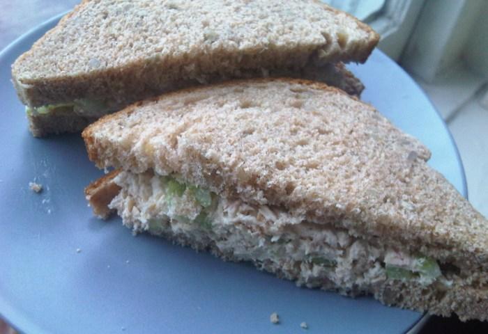 Ode To My Sandwich Food Punk
