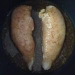 honing mosterd kip