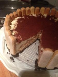 tiramisu taart