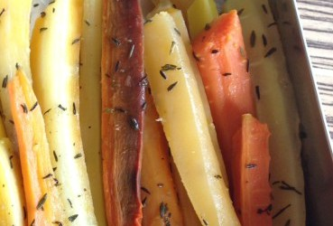 honing-tijm worteltjes
