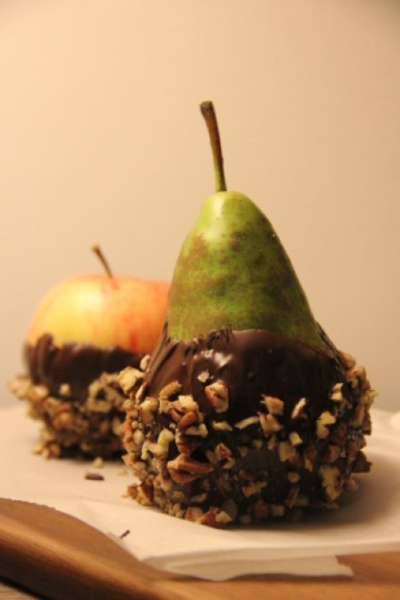 chocolade peer