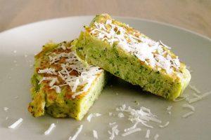 broccoli pancakes