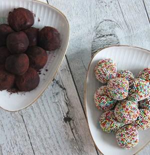nutella truffels