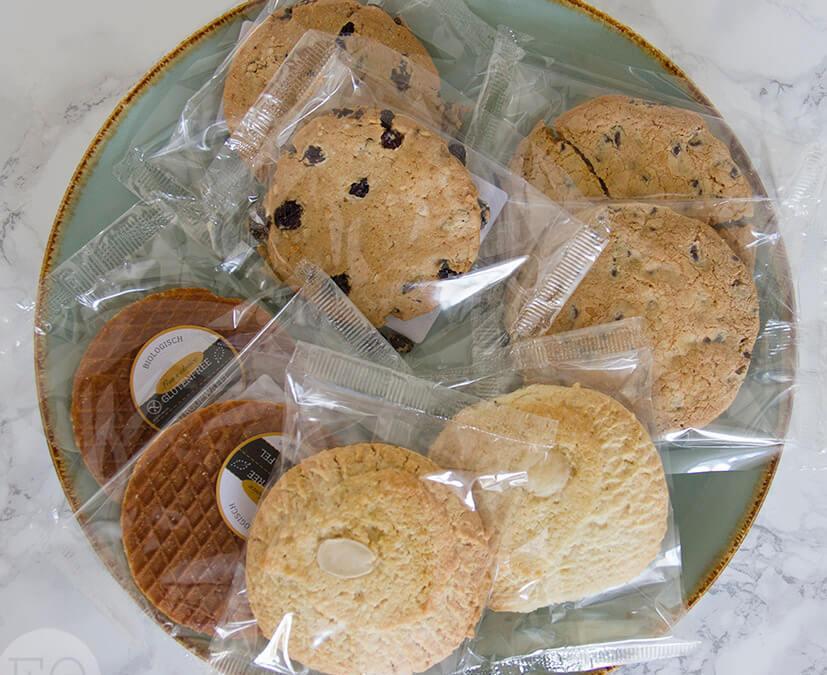 Glutenvrije koekjes review