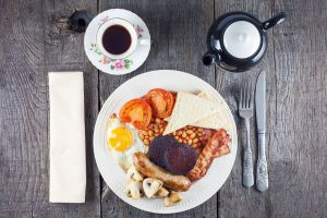 OHMYDISH - Engels-ontbijt