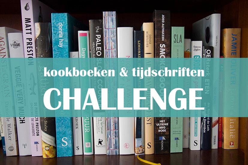 Kookboeken & tijdschriften challenge
