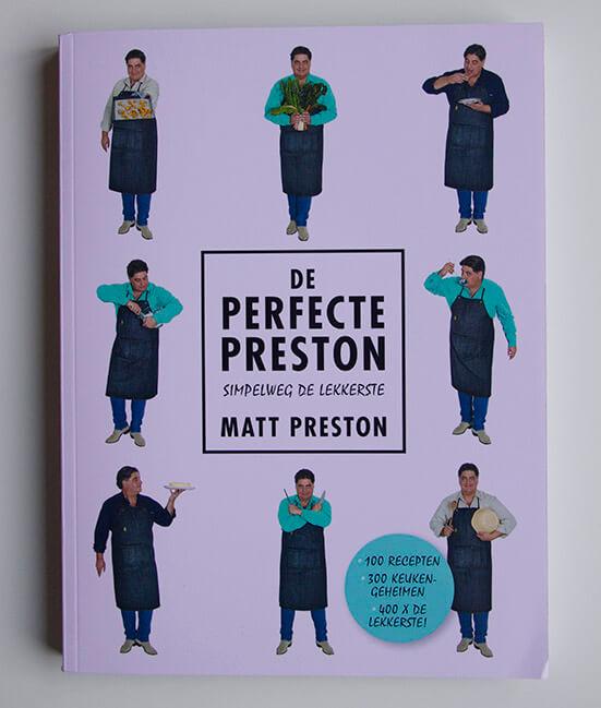 Mijn interview met Matt Preston