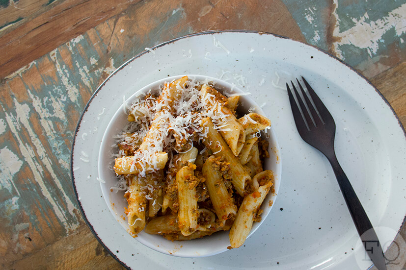 De allerlekkerste pastasaus