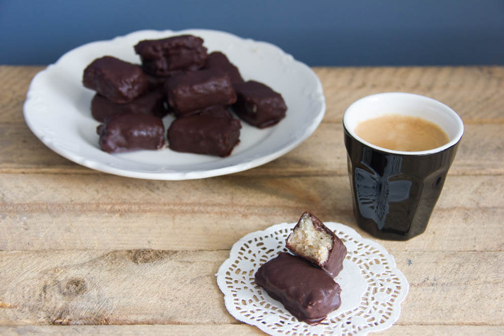 Amandel-kokos bonbonnetjes