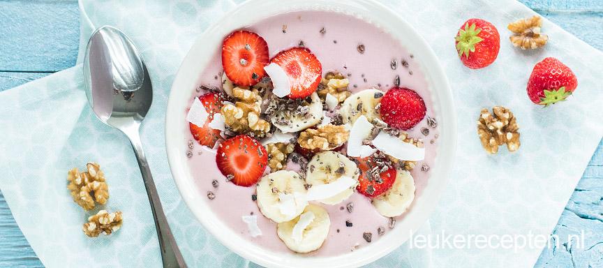 18 x de allerlekkerste smoothie bowls van foodbloggers