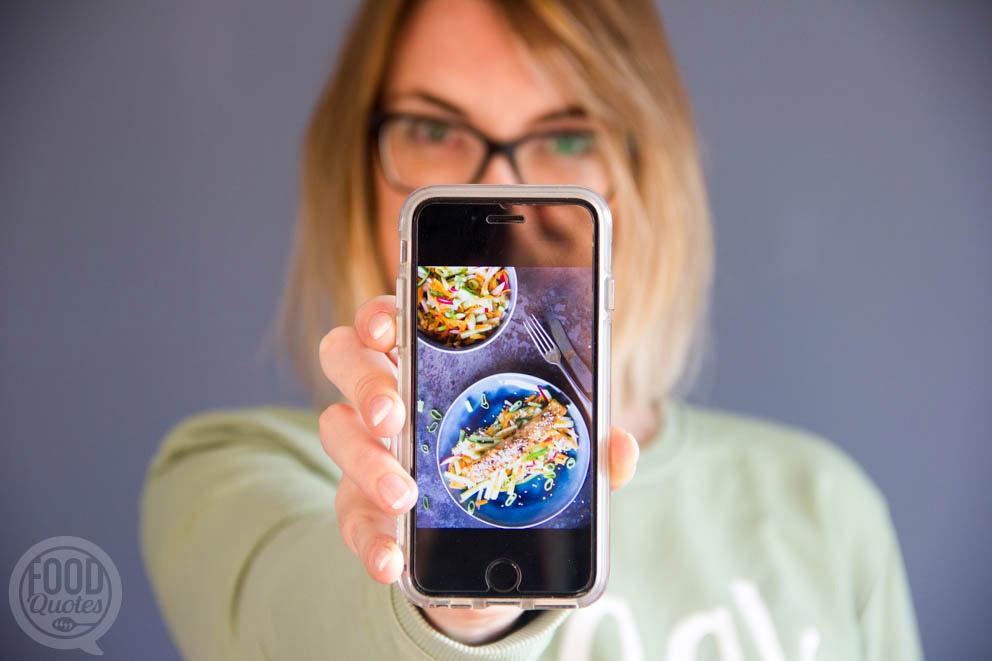 Mijn IPhone 7 en Ik