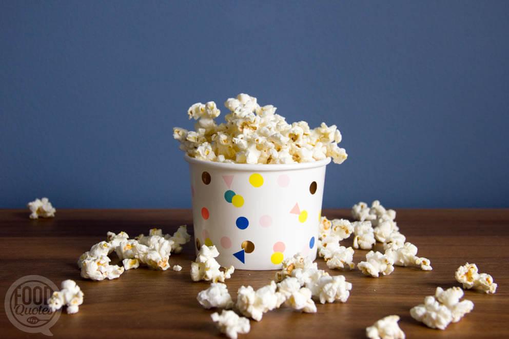 10 redenen om meer popcorn te eten