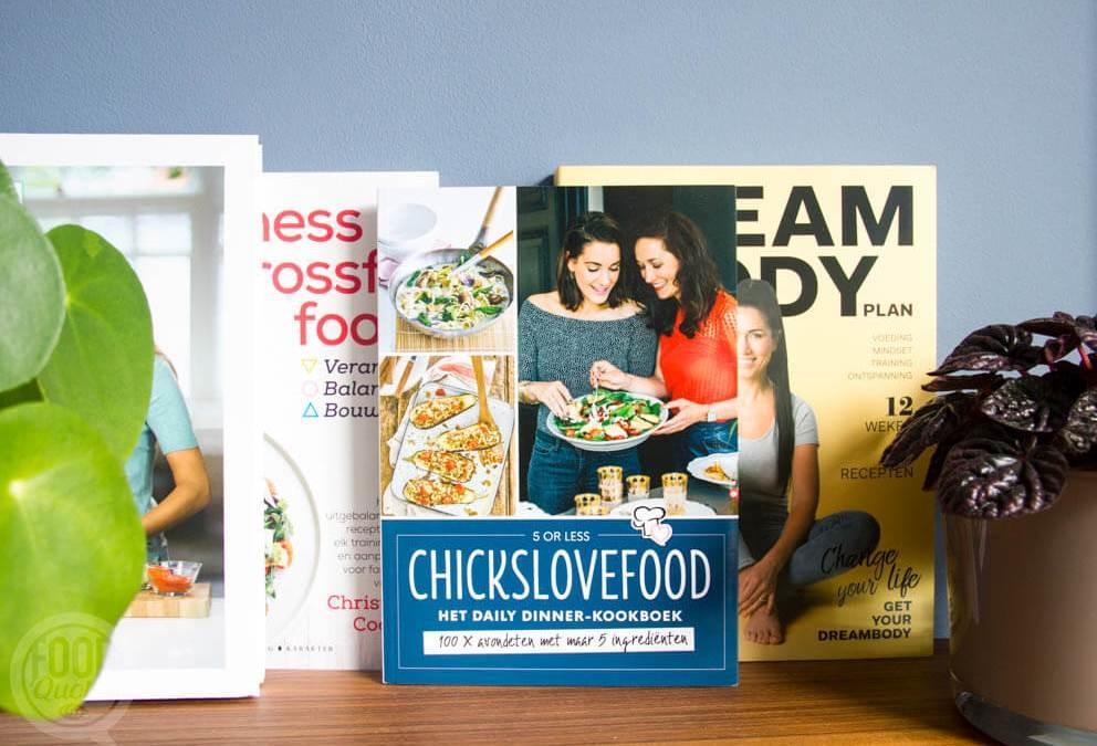 Het Daily Dinner Kookboek – Chickslovefood