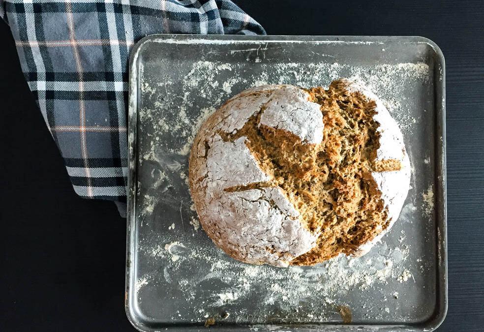 Brood zonder gist; makkelijk en snel!