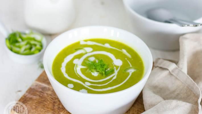 venkel - broccolisoep