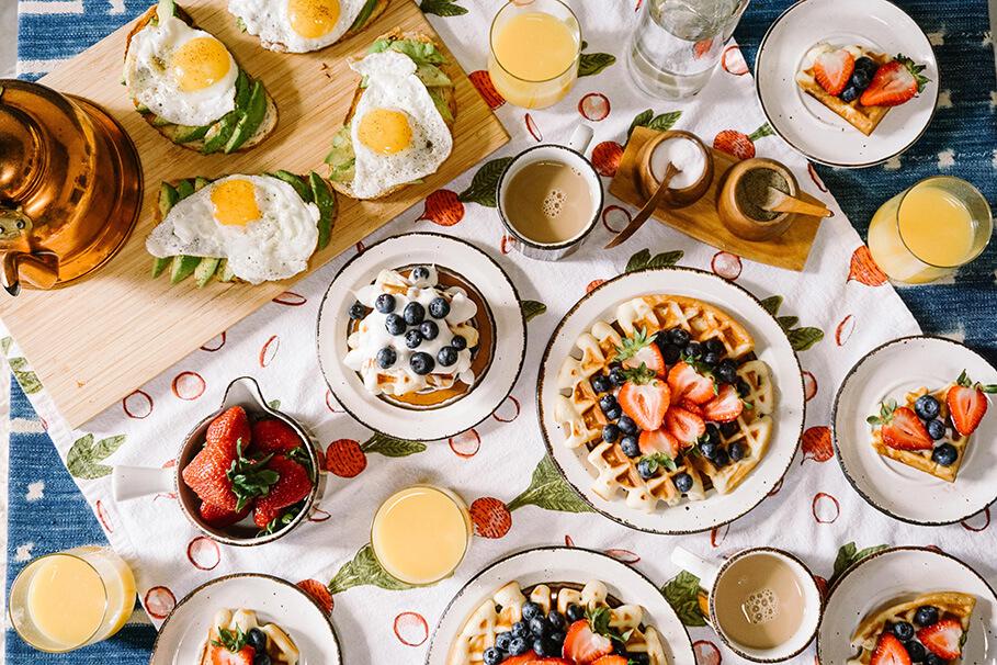 5 voordelen van samen aan tafel eten
