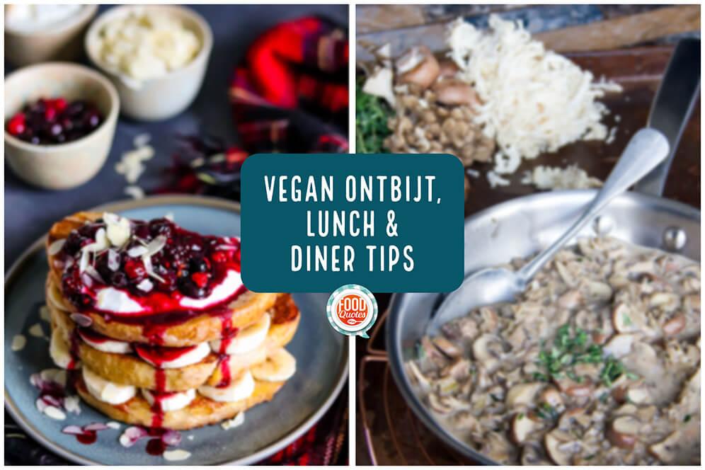 Tips voor een vegan kerst
