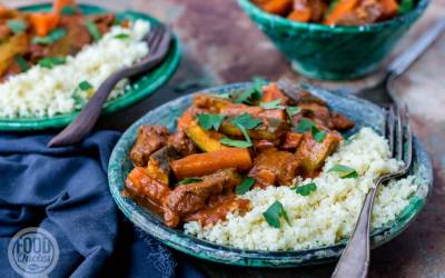 Marokkaans stoofvlees