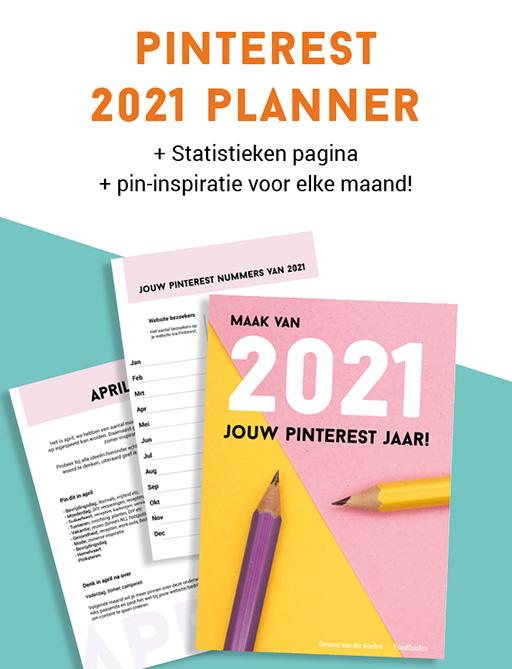 2021 pinterest planner