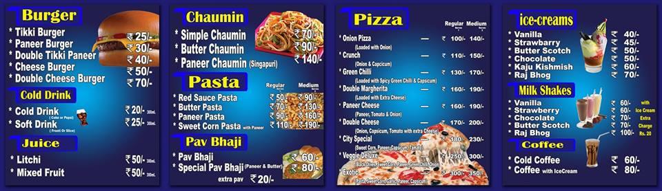 Best Burger Place in Mahendergarh